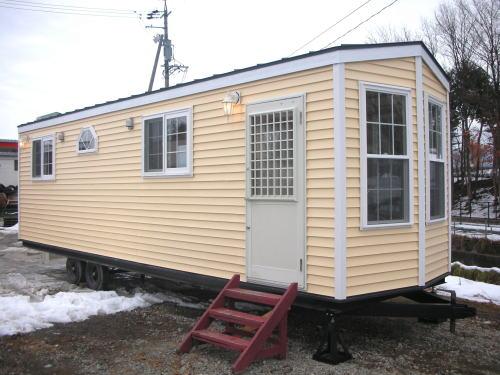価格 トレーラー ハウス